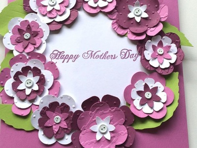 Create a Beautiful Mothers Day Card - DIY Crafts - Guidecentral