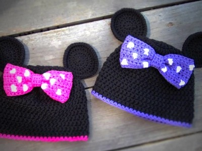 Cute Crochet Hats by Lizzziee Crochet on Etsy
