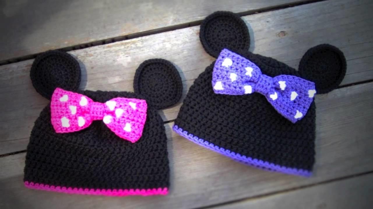 Cute Crochet Hats by Lizzziee Crochet on Etsy