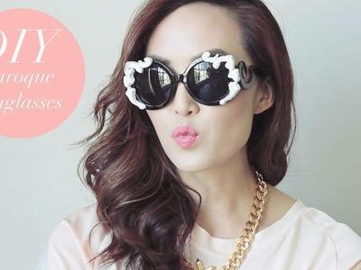 DIY Baroque Sunglasses