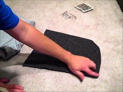 DIY Wool Blanket Shirt