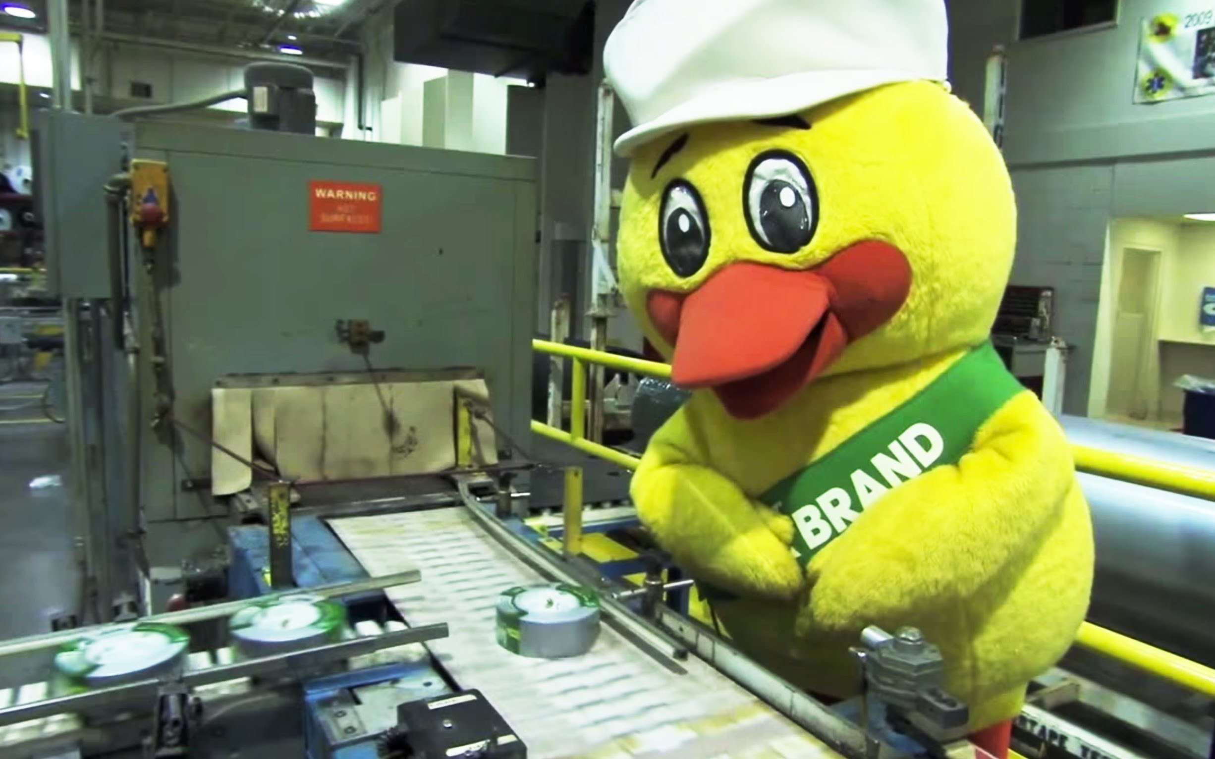Duck Brand Presents: How Duck Tape is Made