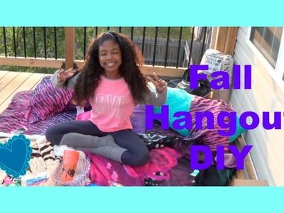 Fall Hangout DIY