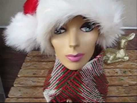 Fayme's Quick & Easy Knitted Holiday Scarf