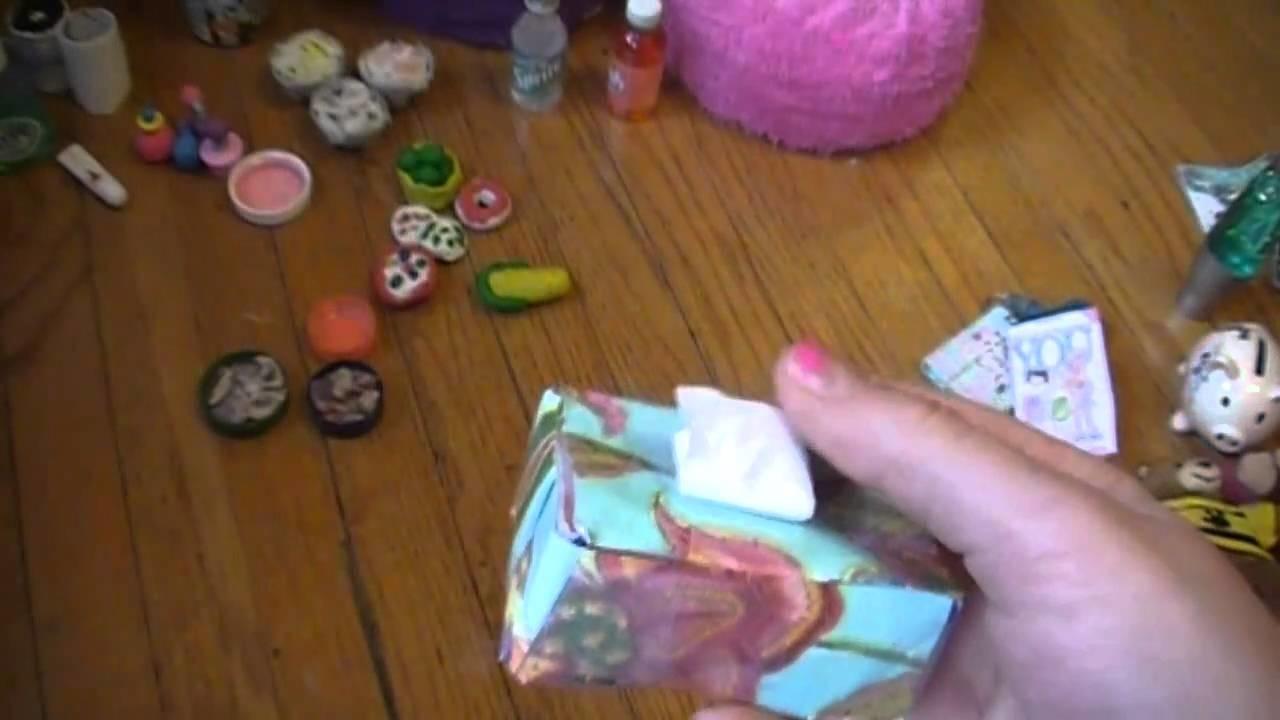 Handmade american girl doll accsessories!