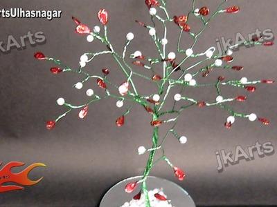 HOW TO: DIY Wire Nail Polish Tree - JK Arts 442