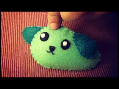 How To Make A Mameshiba Plush Keychain Tutorial