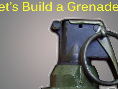 How to Make a Prop Hand Grenade