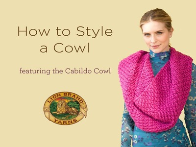 How to Style a Cowl