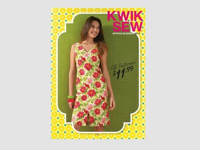 How To Use The Kwik Sew Lookbook