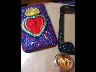 IPhone 3G S: DIY Embellished Case
