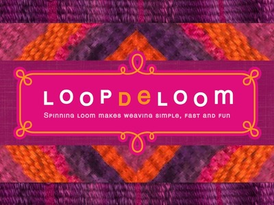 Loopdeloom Weaving Loom Instructions