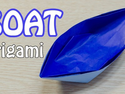 Origami Boat : Tutorial