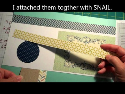 Stampin' Up! Stamping and Scrapbooking Sunday Series:  Live the Life