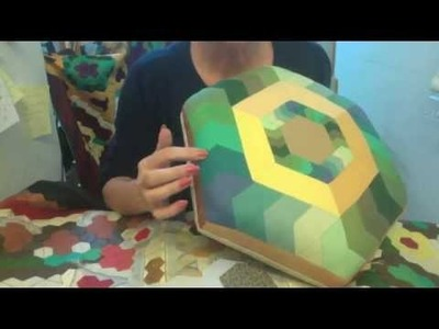 8cm hexagons more patchwork sewing ideas
