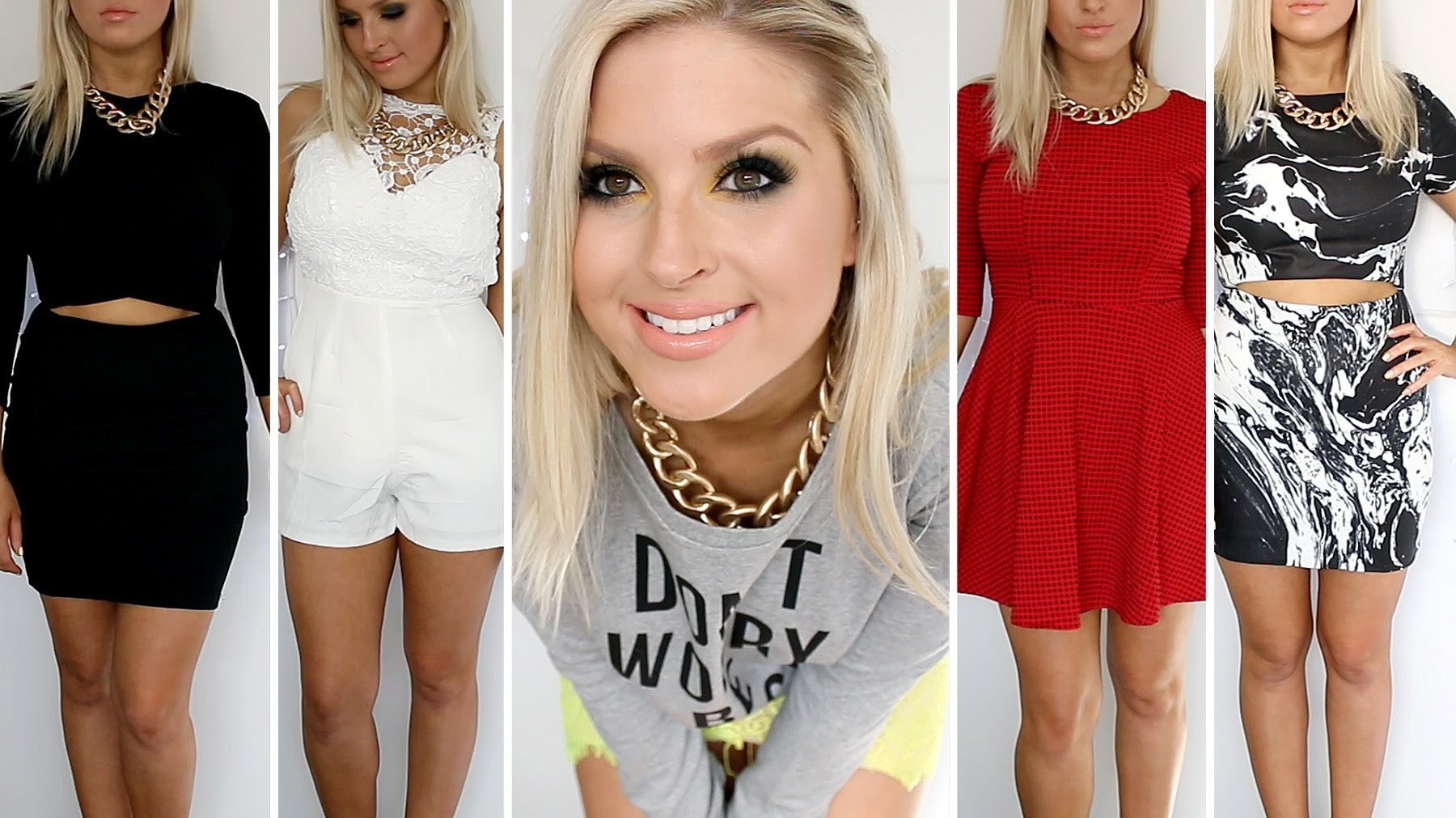 Fashion Clothing Haul ♡ & Try Ons! ft. BeginningBoutique