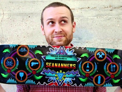 Full Interview with Adam Montoya (Seananners)