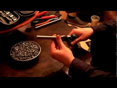 Hand Cutting Rings for Chainmaille AKA Why Everything You Know Is Wrong
