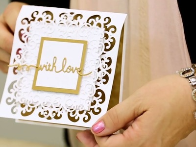 How to: Create a Classic Victorian Card (with love)