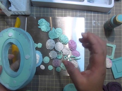 How To: Create Silicone Mold WITHOUT Amazing Mold Putty.Easy Mold