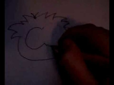 How To Draw a Puffle