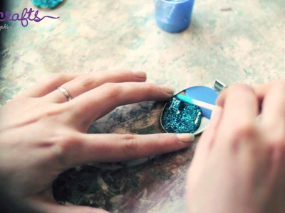 How To - Jewellery Making with Cold Enamel