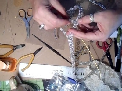 How to make a Gorgeous Parasol - jennings644