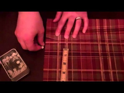 How to make curtain panels