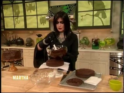 How to Make Devil's Food Cake ⎢Martha Stewart