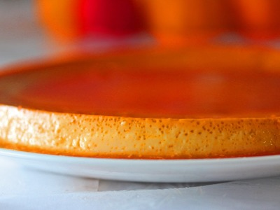 How to make Flan Best Recipe
