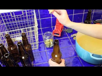 How to Make Ginger Beer - Only 3 ingredients!