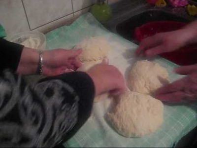 How to make pita-traditional bosnian dish