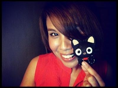 How To Make Sanrio's Choco Cat Plush Tutorial