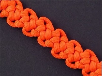 How to Make the Brainworm Sinnet (Paracord) Bracelet by TIAT