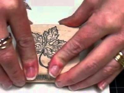 Masking Technique by Inkadinkado