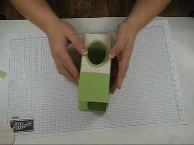 Paper Pleasing ~ Treat Box Tutorial