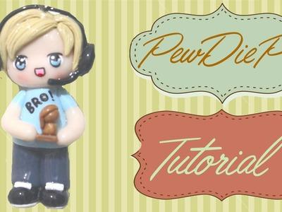 PewDiePie Chibi | Polymer Clay Tutorial