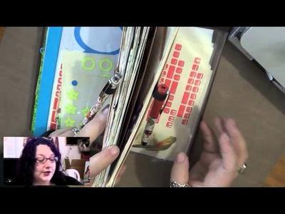 Planner & Journal Set Up | Midori Traveler's Notebook |  Oct 2013
