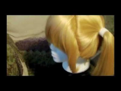 Sailor Moon Wig Tutorial (Part 1 of 2)