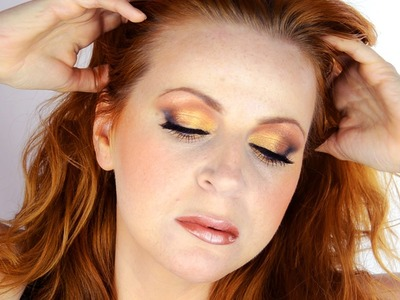 1970's inspired makeup tutorial (Collaboration with Ben Green)