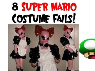 8 Super Mario Costume fails