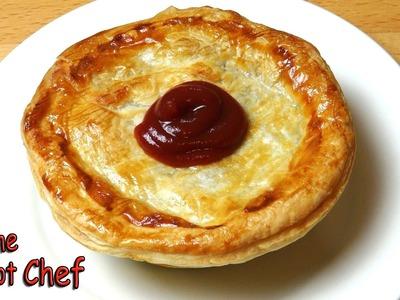 Aussie Meat Pies - RECIPE