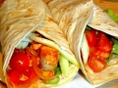 Chicken Fajitas How to make recipe sweet chilli sauce Mexican food