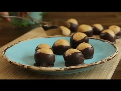 Cookie Recipe - How to Make Buckeye Cookies