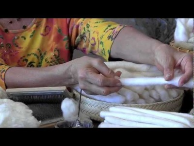 Cotton Fibers for Spinning from Seed to Sliver