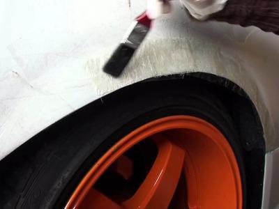 Custom Importz - How To Make A Fiberglass Flare, facebook.com.customimportz