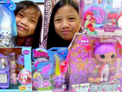 Disney Princess Palace Pets Lalaloopsy Silly Hair Doc McStuffins Zelfs Masquerade Dolls - Kids' Toys