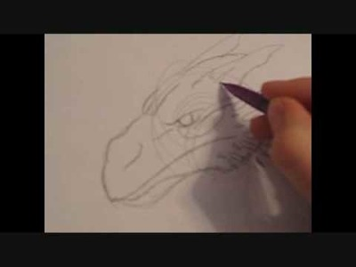 Drawing Tutorial:basic dragon