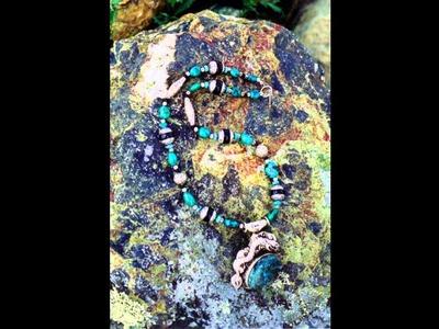 Fair Trade Handmade Necklaces Made by Tibetan & Nepalese Artisans