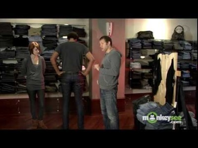Fitting Skinny Jeans